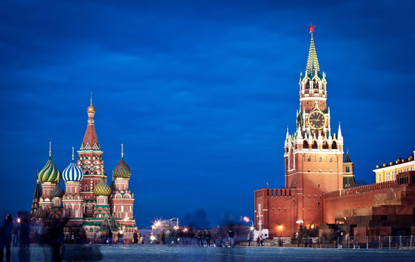 Red Square, Moscow: